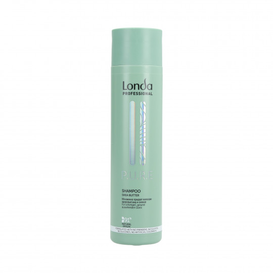 LONDA PURE Shampoo for Dry Hair 250ml - 1