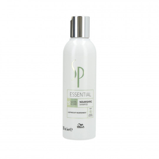 WELLA SP ESSENTIAL Nourishing Shampoo 200ml - 1