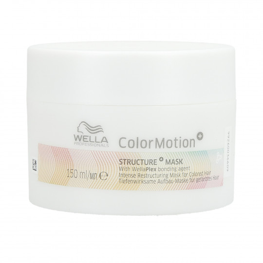 WELLA PROFESSIONALS COLOR MOTION+ Colour-protecting mask 150ml - 1