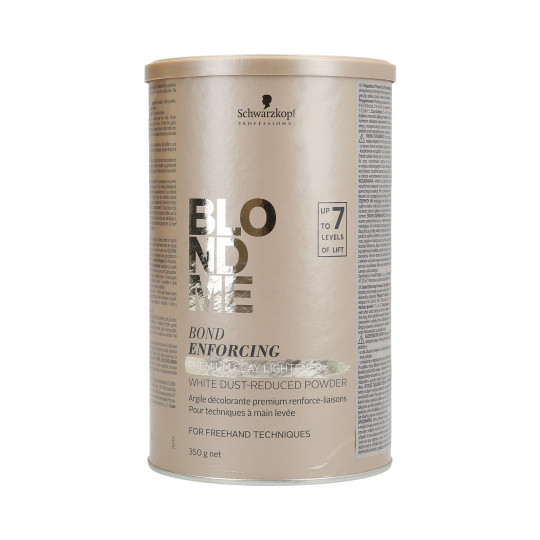 BLONDE ME PREMIUM CLAY LIGHTENER 7+ 350G