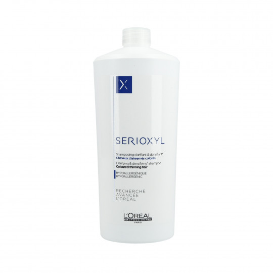 L'OREAL PROFESSIONNEL SERIOXYL Colour-Treated Hair Shampoo 1000ml