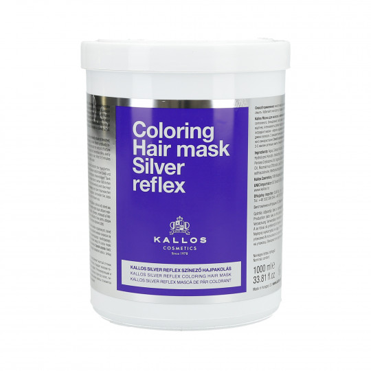 KLS SILVER COLOURING MASK 1L