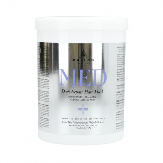 KLS MED DEEP REPAIR MASK 1L