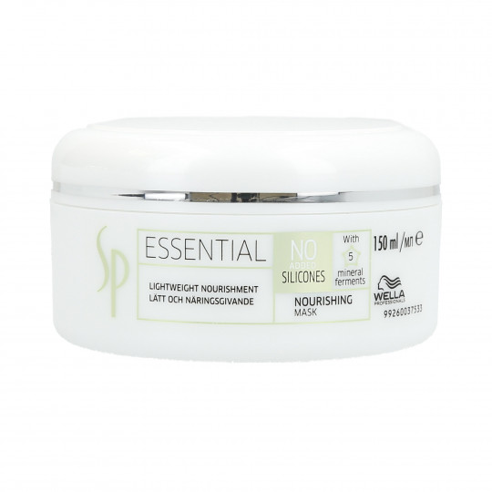 WELLA SP ESSENTIAL Nourishing Hair Mask 150ml - 1