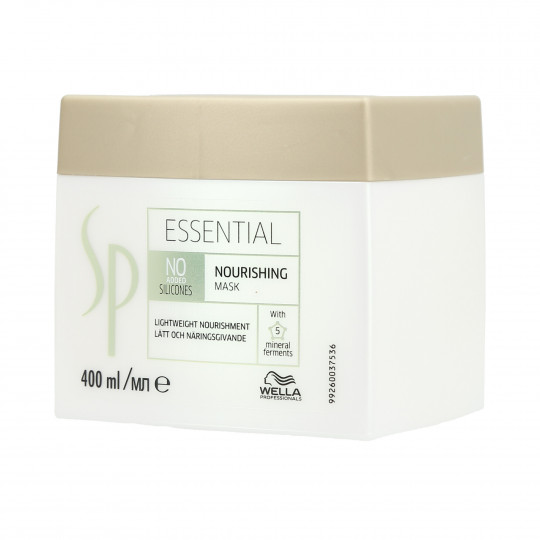 WELLA SP ESSENTIAL Nourishing Hair Mask 400ml