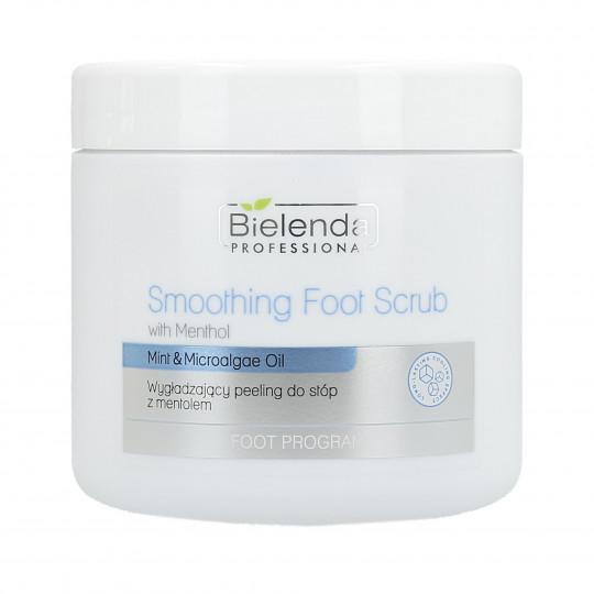 BIELENDA PROFESSIONAL Soothing Food Scrub with menthol 600g