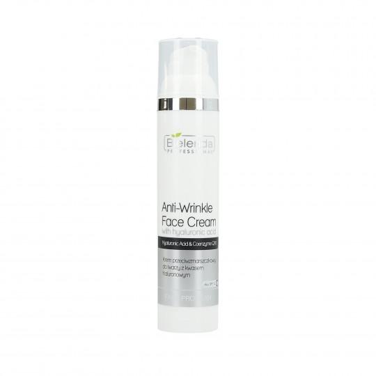 Bielenda Anti-Wrinkle Face Cream with Hyaluronic Acid SPF 15 100 ml