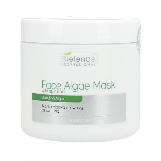 BIEL FACE ALGAE MASK WITH SPIRULINA 190G