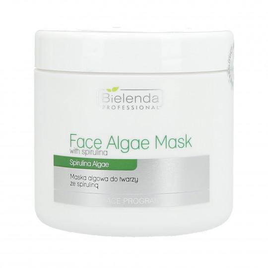 BIELENDA PROFESSIONAL Face Algae Mask with Spirulina 190g