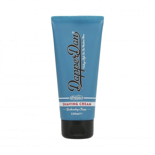 DAPPER DAN BARBERSHOP CLASSIC Shave Cream 100ml
