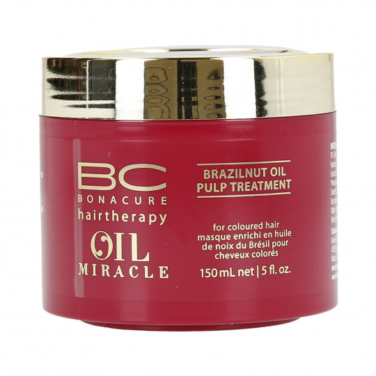 SCHWARZKOPF PROFESSIONAL BC OIL MIRACLE Brazilnut Oil Hair mask 150ml