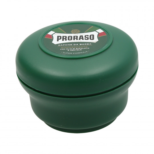 PRORASO GREEN Refreshing Shaving Soap 150ml