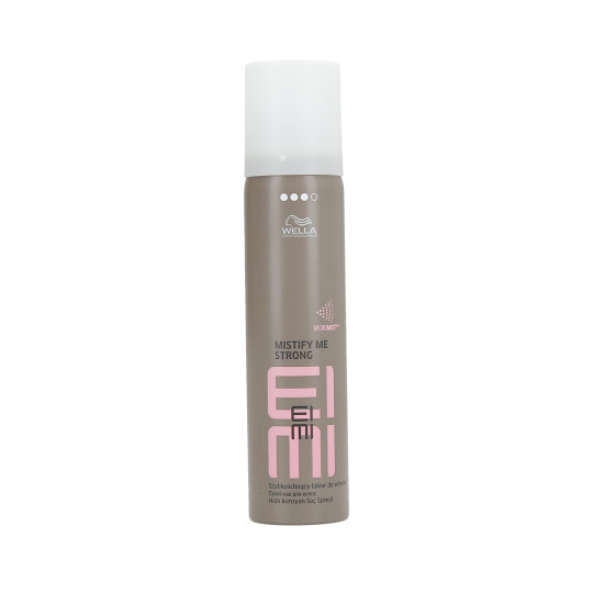 WELLA PROFESSIONALS EIMI Mistify Me Strong hairspray 75ml
