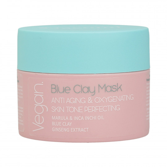 NACOMI Blue Clay Mask Anti-ageing and oxygenating 50ml - 1