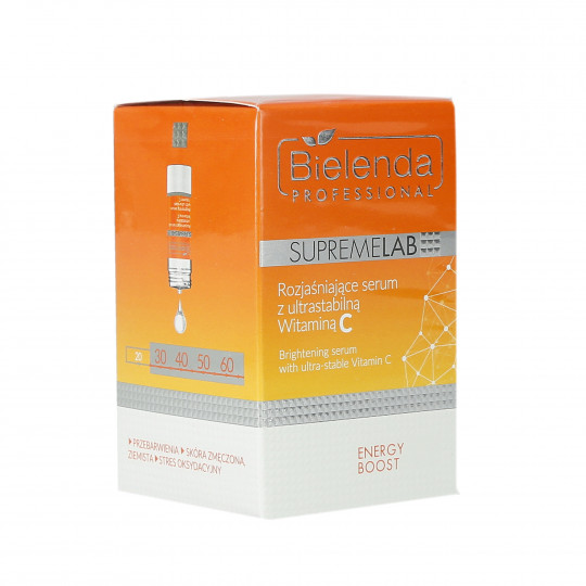 PROFESSIONAL SUPREMELAB Brightening Serum with Vitamin C 15ml - 1