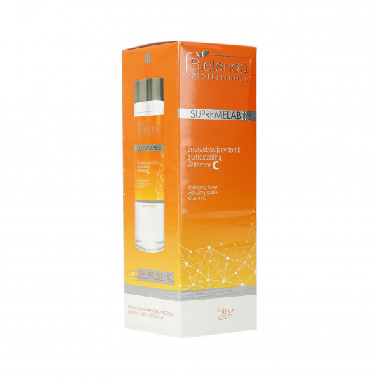 BIELENDA PROFESSIONAL SUPREMELAB Toner with Vitamin C 200ml - 1