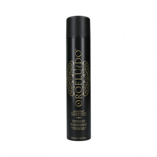 OROFLUIDO MEDIUM HAIRSPRAY 500ML