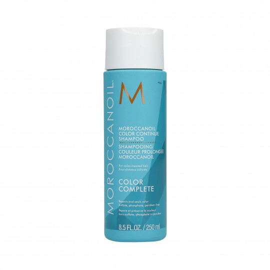 MOR COLOR COMPLETE SHAMPOO 250ML