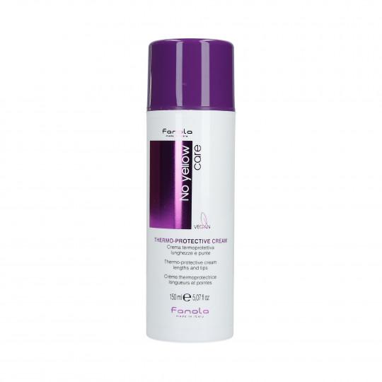 FANOLA NO YELLOW Thermo-protective Cream 150ml - 1