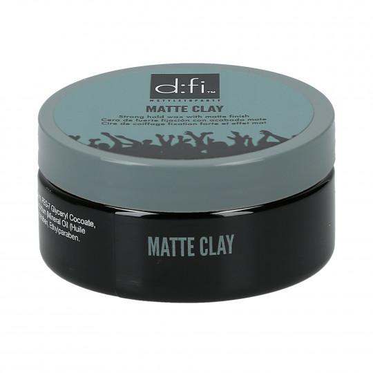D:FI Matte Styling Clay 75g