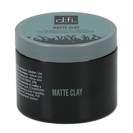 D:FI Matte Styling Clay 150g