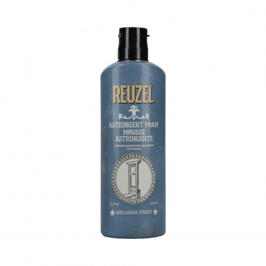 REUZEL Astringent After Shaving foam 200ml