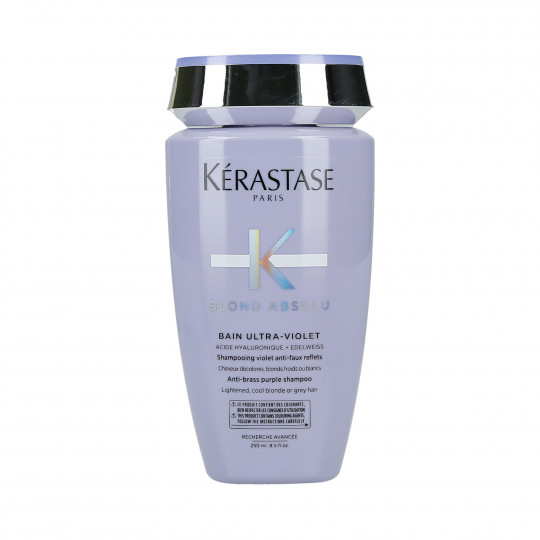 KERASTASE BLOND ABSOLU Bain Ultra-Violet Colour neutralising bath 250ml