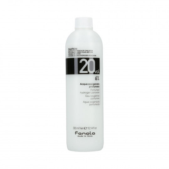 Fanola Perfumed Hydrogen Peroxide Hair Oxidant 20 vol 6% 300 ml
