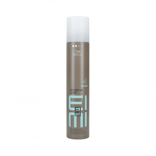 WELLA PROFESSIONALS EIMI Mistify Me Light hairspray 300ml - 1