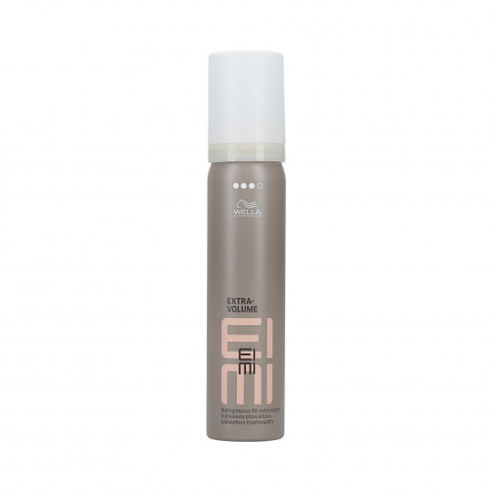 Wella Professionals EIMI Extra Volume Strong Hold Volumizing Mousse 75 ml
