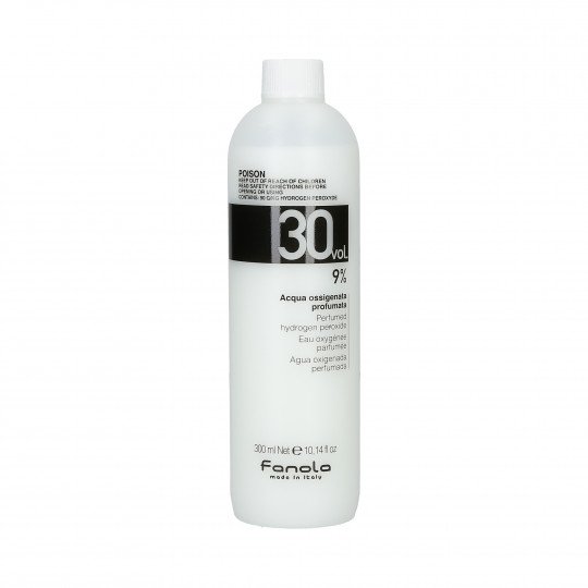 Fanola Perfumed Hydrogen Peroxide Hair Oxidant 30 vol 9% 300 ml