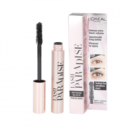 LOREAL MASCARA PARADISE INTENSE BLACK 6,4ML