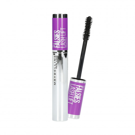 MAYBELLINE MASCARA THE FALSIES LASH LIFT 01 BLACK 9ML