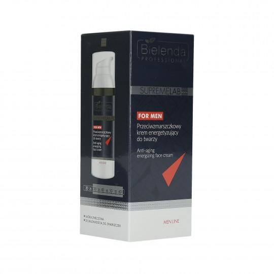 BIELENDA PROFESSIONAL SUPREMELAB Men Line Anti-Aging Face Cream 50ml