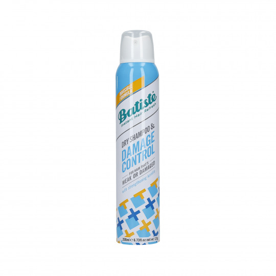 BATISTE DAMAGE CONTROL DRY SHAMPOO 200ML