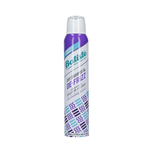 BATISTE DE- FRIZZ Dry Shampoo 200ml - 1