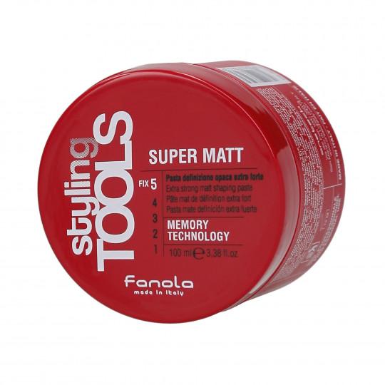 FANOLA STYLING TOOLS Super Matt Strong hold paste 100ml