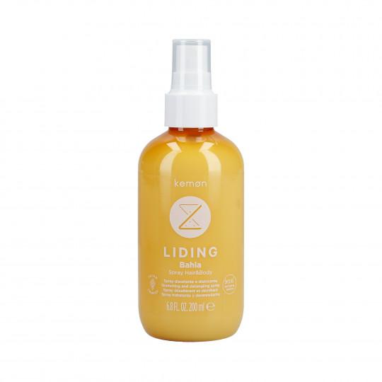 KEMON LIDING BAHIA Hair & Body Spray 200ml - 1