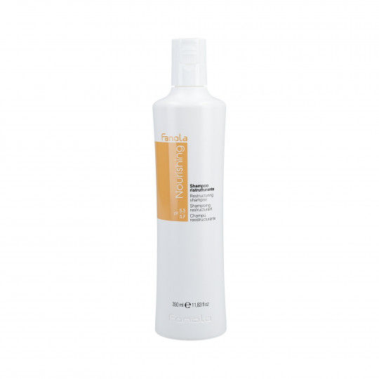 FANOLA NOURISHING Restructuring Hair Restoration Shampoo 350 ml