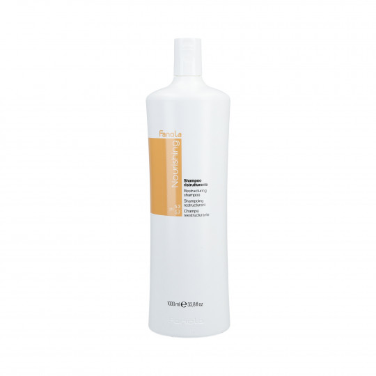 FANOLA NOURISHING Restructuring Hair Restoration Shampoo 1000 ml