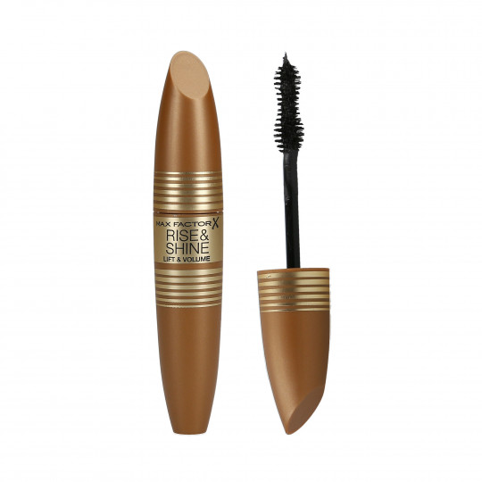 MASCARA RISE&SHINE BROWN BLACK 12ML