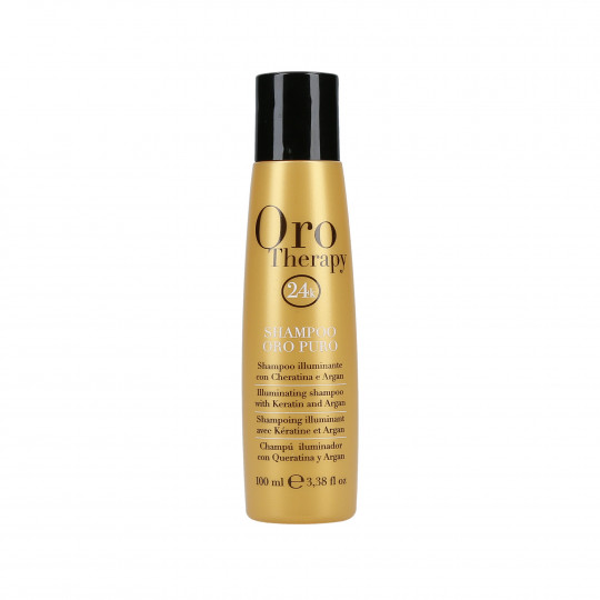 Fanola Oro Therapy Oro Fuso Illuminating Shampoo 100 ml