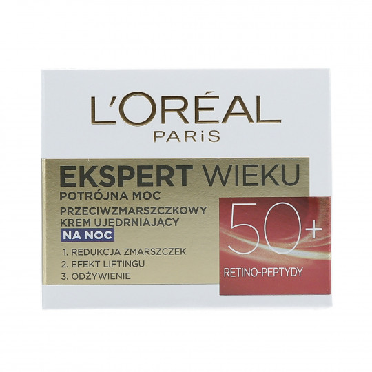 DERMO EXPERTISE AGE SPECIALIST 50+ NIGHT 50ML