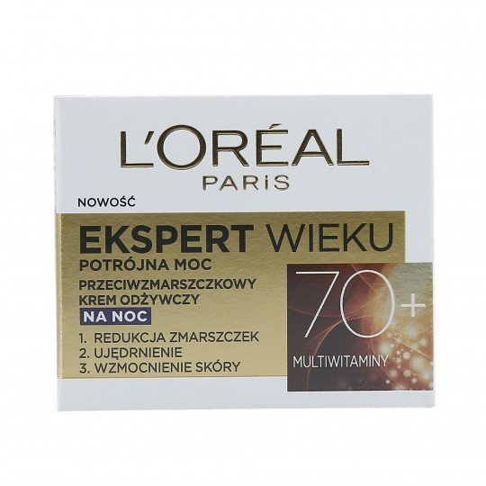DERMO EXPERTISE AGE SPECIALIST 70+ NIGHT 50ML