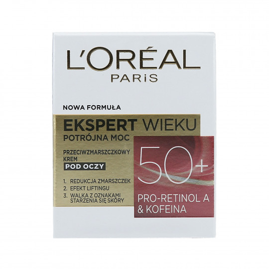 DERMO EXPERTISE AGE SPECIALIST 50+ EYE 15ML