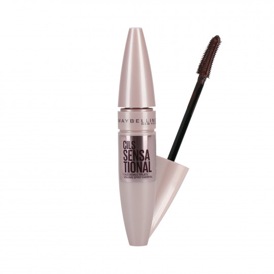 MAYBELLINE LASH SENSATIONAL Burgundy Rose Mascara 9.5ml