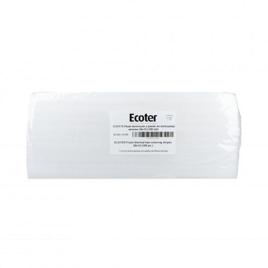 EKO-HIGIENA ECOTER Thermal foam strips for hair colouring 100pcs.
