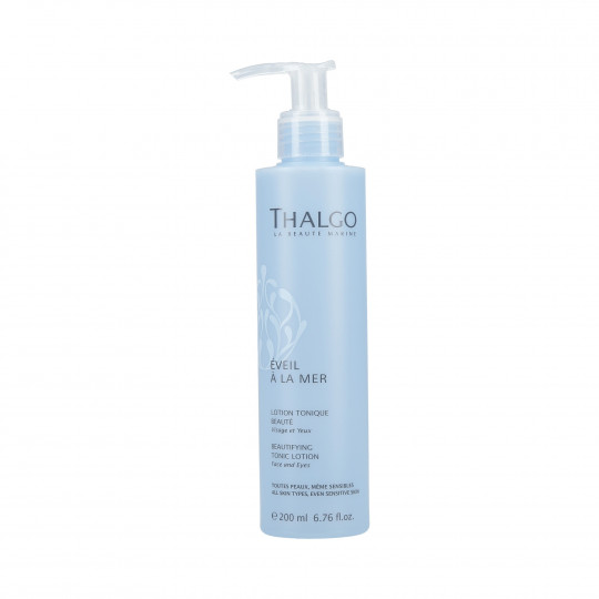 THALGO BEAUTIFYING Tonic Lotion Tonic Dry or Sensitive Skin 200 ml