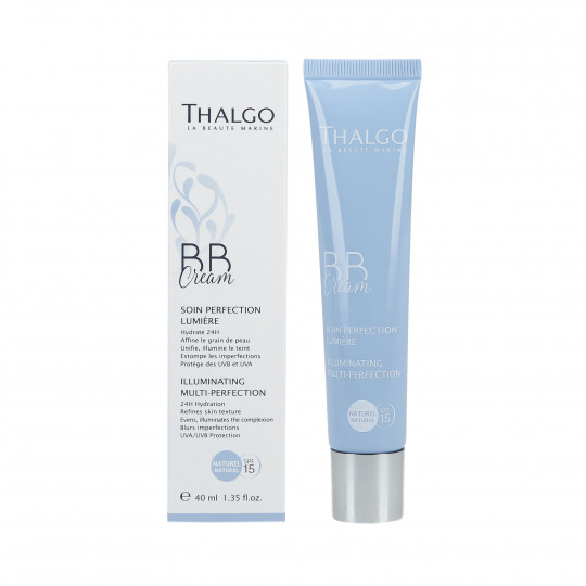 THALGO BB ILLUMINATING Multi-Perfection - Natural SPF15 40ml