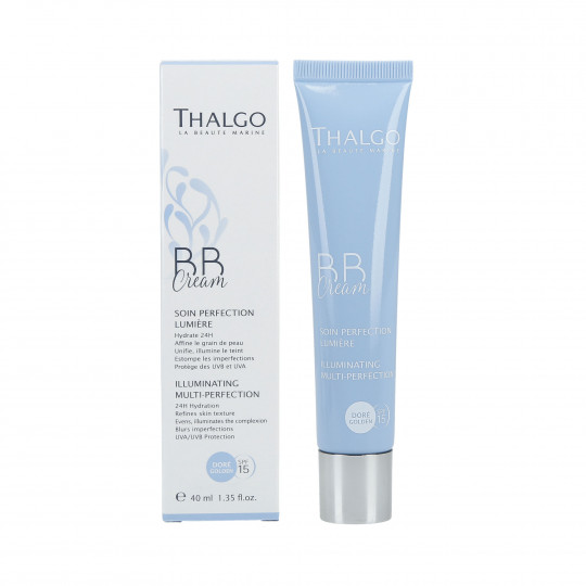 THALGO BB ILLUMINATING Multi-Perfection - Gold SPF15 Gold 40ml